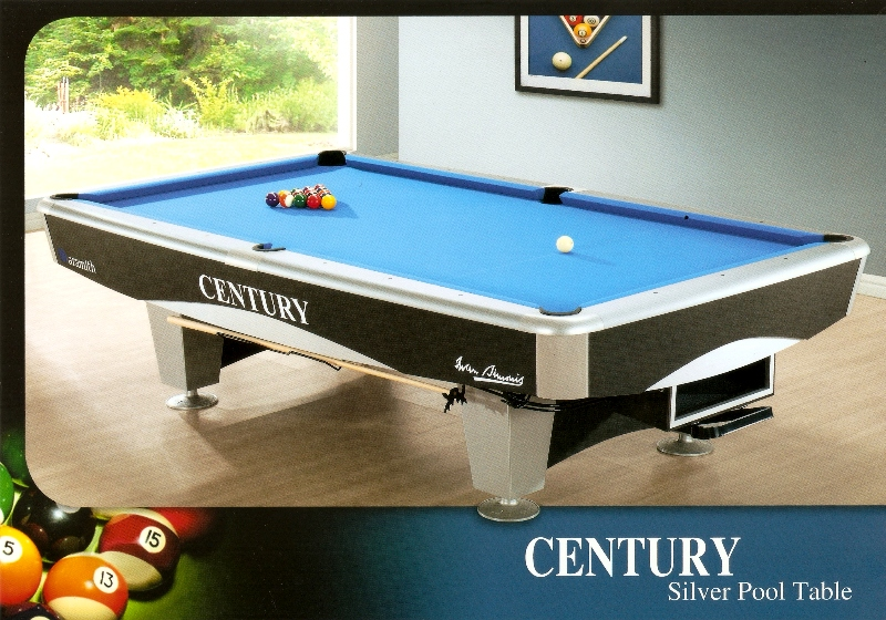 Century Silver 9ft