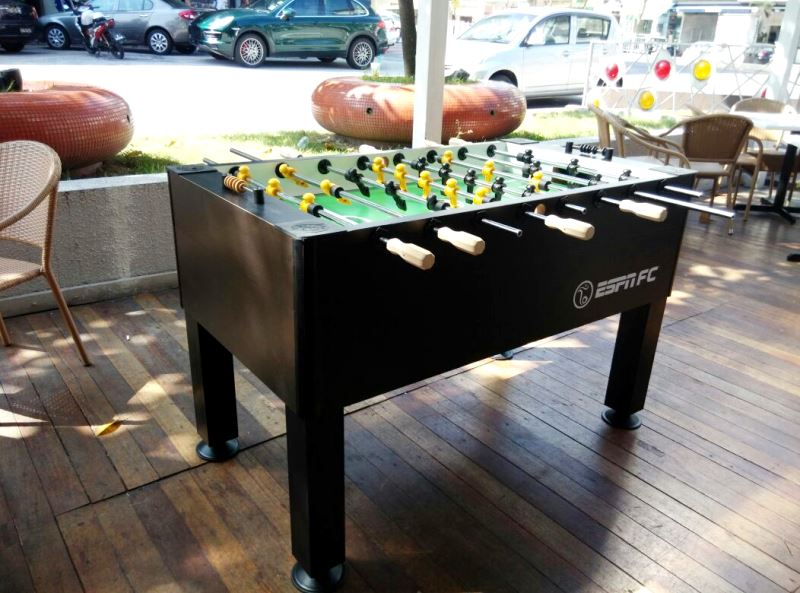 ESPN FC Torpedo Competition Home Table