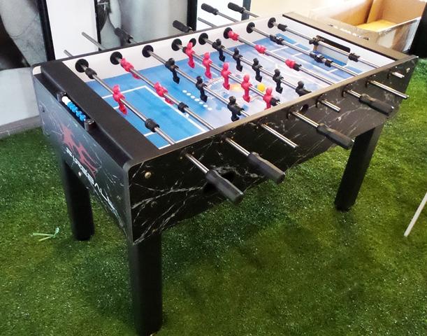 Fireball Foosball Pool Table Malaysia Table Tennis Shop - Fireball foosball table