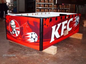 KFC Customised Table
