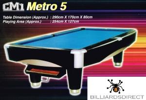 Metro5 9ft