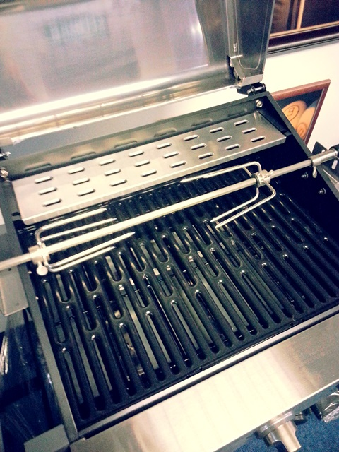 Liberty Chef S3 Grill