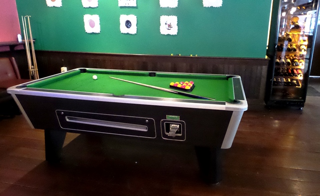 Malones Sentral British Pool Room