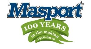 Masport_Centenary_logo