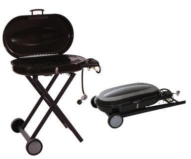 Masport Piha Folding BBQ