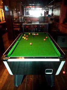 City British Pool @ Gypsy Bar