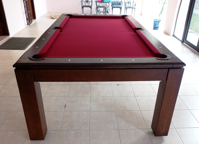 Pranzo Dining Pool Table Finds A Home Pool Table Malaysia Table - Pool dining table 7ft