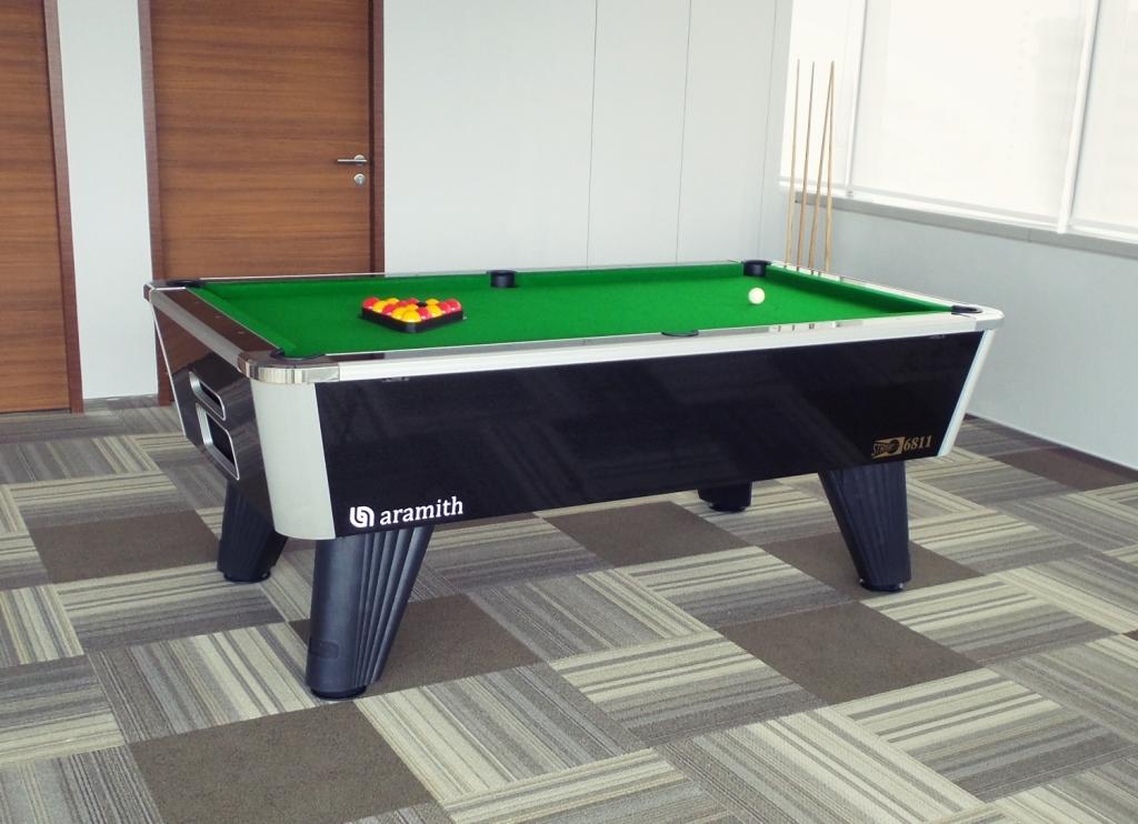 City British Pool LGV