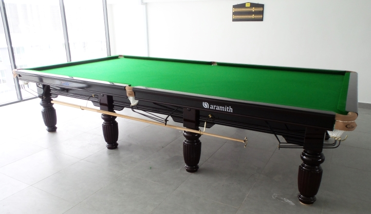 Crown Snooker at Flexis One South 3