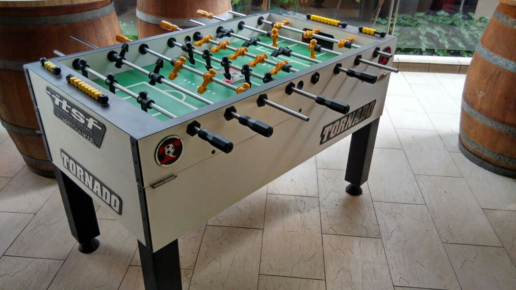 Tornado High Quality Foosball Table For Sale One Unit Only Pool - Where to buy foosball table