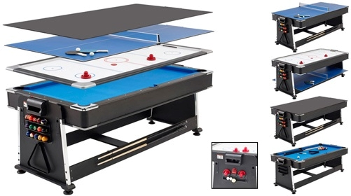 Pool - Air Hockey - Table Tennis - Cover