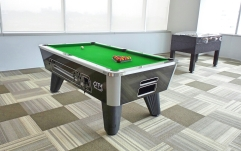 City British with CM1 Cameo in LGV Games Room