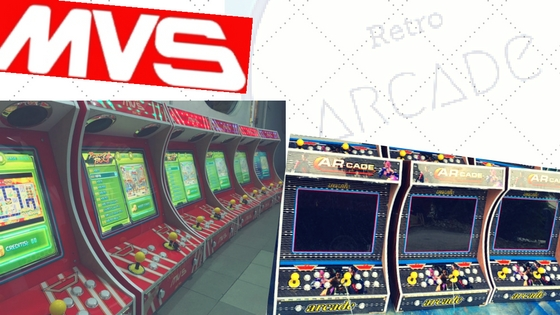 MVS Tabletop Arcade 645 Retro Arcade Machine