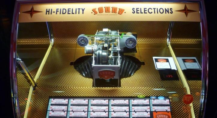 history of the jukebox vinyl