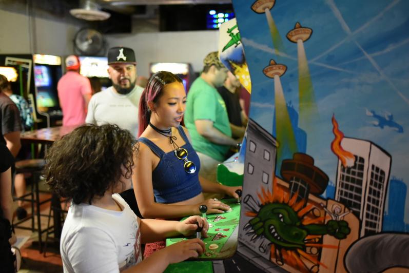 arcade-party